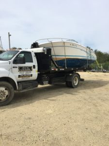 Boat Removal in Barnegat, NJ
